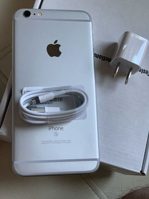 Factory unlocked apple iphone 6s 16 gb for Sale in Cambridge, MA
