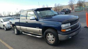 2001 Chevy Silverado Z71 165k miles for Sale in Philadelphia, PA