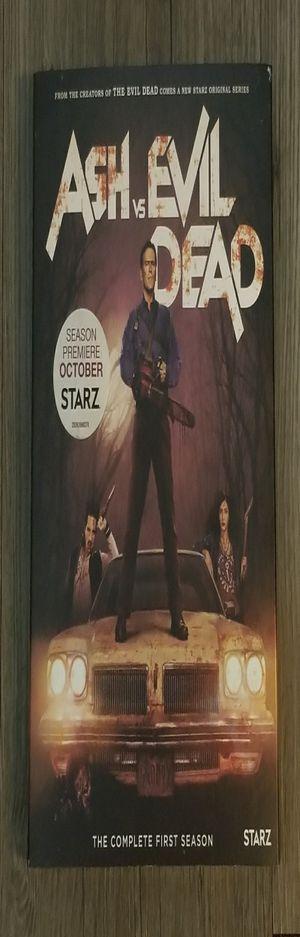 Ash vs Evil Dead: Season 1 (DVD, 2016, 2-Disc Set), New for Sale in Denver, CO