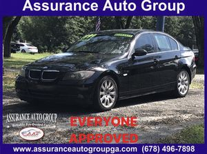 2006 BMW 330i for Sale in Lithonia, GA