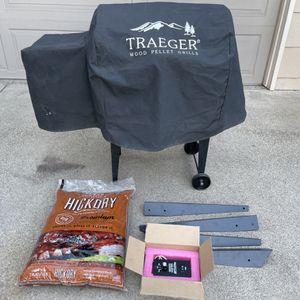 TRAEGER JUNIOR / TAILGATER GRILL for Sale in Orange, CA