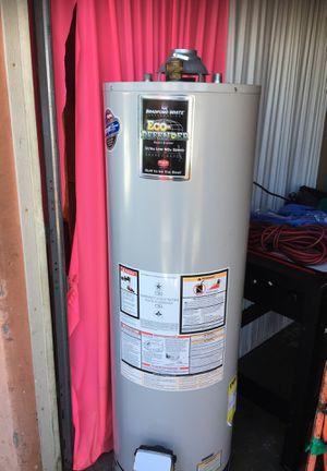 49 gls Bradford white water heater working good $275 OBO for Sale in Redondo Beach, CA