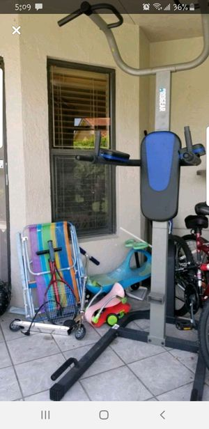 Workout Station for Sale in Tamarac, FL