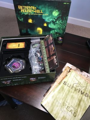 Betrayal at House on the Hill Board Game for Sale in Nashville, TN