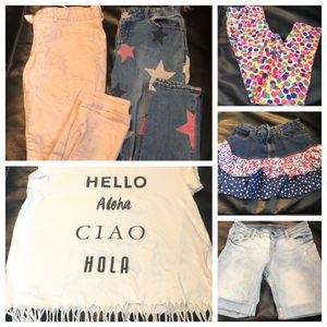 Kids Clothes Bundle - Size 14 for Sale in Penn Hills, PA