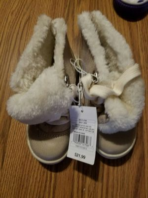 Toddler girl boots for Sale in Fountain Valley, CA