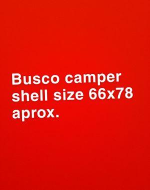 Camper shell for Sale in Pleasanton, CA