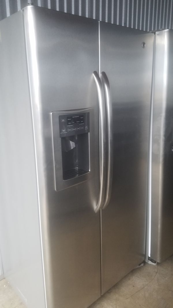 Refrigerator ge width 36 inches