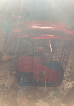 Hamster cage for Sale in Eureka, IL