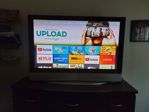 50 inch Plasma TV (Firestick NOT included) for Sale in Kissimmee, FL