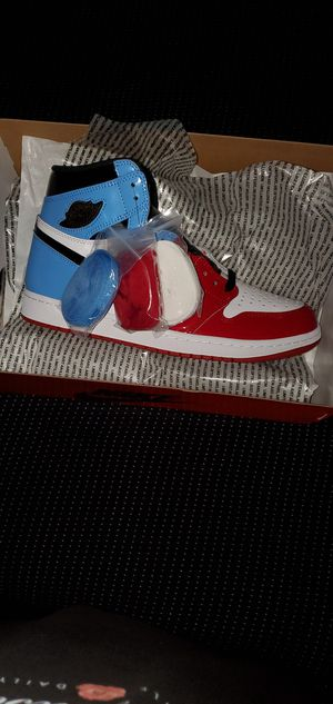 Air jordan 1 fearless DS size 9.5 for Sale in Gardena, CA