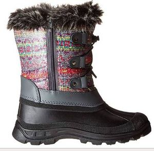 NEW Size 5 Kid / Youth / Girl / Boy Insulated Waterproof Snow Boots - FIRM for Sale in San Jose, CA