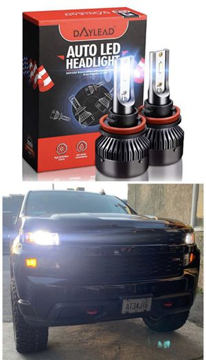 High quality US brand daylead led headlights or foglights 25 pair for Sale in East Los Angeles, CA