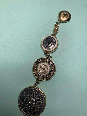Metal designed bracelets for Sale in Fresno, CA