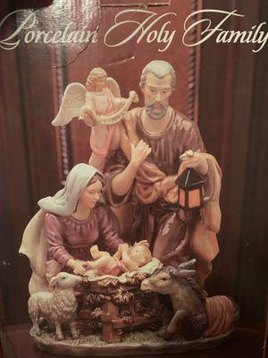 Nativity decoration Christmas for Sale in Alpharetta, GA
