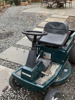 Craftsman lawnmower for parts for Sale in Springfield,  VA