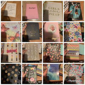 35 plus Journals for Sale in Vallejo, CA