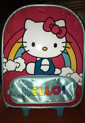 Mini Hello kitty suitcase for Sale in Pontiac, MI