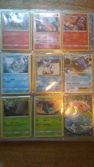Pokemon card collection for Sale in Olmsted Falls, OH