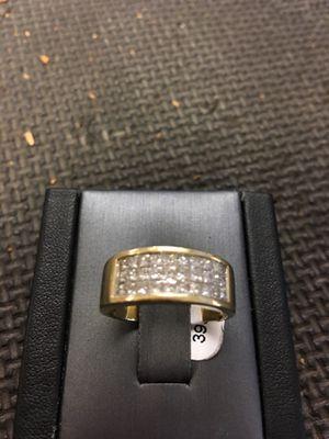 14kt men's wedding ring for Sale in Winter Haven, FL