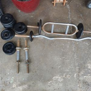 Weights And Bars for Sale in San Jose, CA