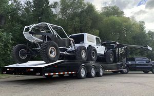 Custom kRawler Hauler Custom Trailer New Custom Built for Sale in Joliet, IL