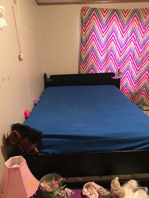 Full size bed frame for Sale in Sturgis, KY