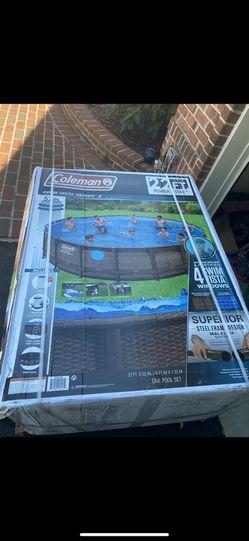 Coleman 22ft Pool for Sale in Arlington,  VA