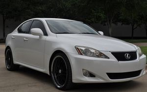 2OO8 Lexus IS250 No Damage/Runs&Drives Great!! for Sale in New York, NY