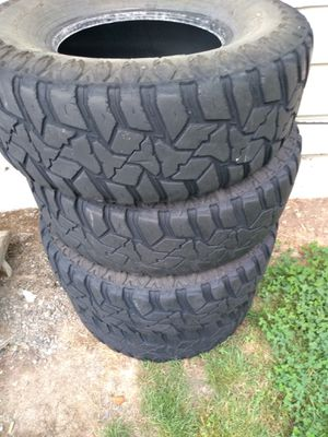 Cooper tires 285/75/16 for Sale in Aberdeen, WA