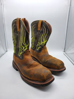 Men's Ariat Work Boots Size 11 D for Sale in Pico Rivera, CA