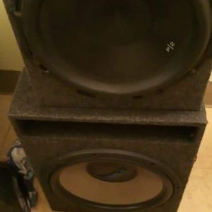 Subwoofers for Sale in Columbus, OH