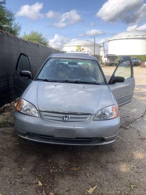 2002 Honda Civic LX for Sale in Powder Springs, GA