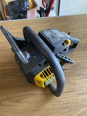 MAC 3200 32cc Chainsaw Motor Great Condition for Sale in Orlando, FL