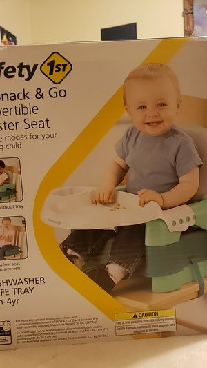 Convertible booster seat for Sale in Hayward, CA