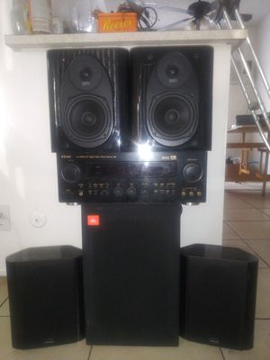 Home audio surround sound system for Sale in San Diego, CA