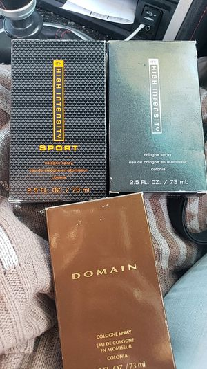 Perfumes para hombres de muy buena calidad y preciosos accesibles for Sale in Rialto, CA