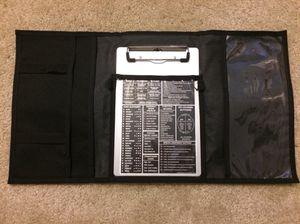 Tri fold Kneeboard for Sale in Fountain, CO