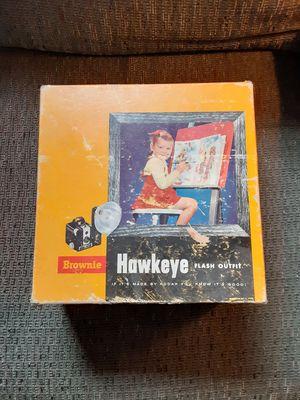 Kodak Brownie Hawkeye Camera for Sale in Auburn, ME