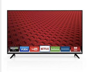 "60"" VIZIO Class 1080p LED 240Hz Clear Action Smart HD TV E60-C3 for Sale in El Segundo, CA"