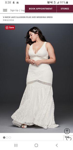 Wedding dress for Sale in Lakewood, WA