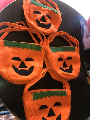 Halloween bags $10 a doz for Sale in Long Beach, CA