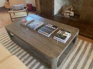 Restoration Hardware Coffee Table for Sale in Los Angeles, CA
