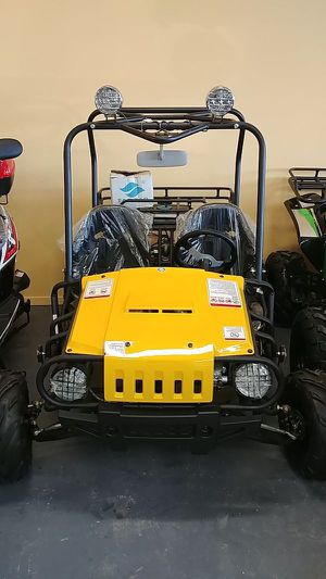 Go kart for kids 125cc for Sale in Grand Prairie, TX