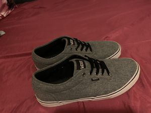 Vans for Men Size 11 for Sale in Walters, OK