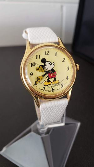 Vintage Disney Watch: Mickey Mouse for Sale in Davenport, FL