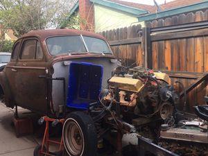 1940 Chevrolet custom deluxe 2 Door .Rat Rod .Gasser .Hot Rod. for Sale in Ontario, CA
