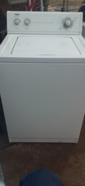 HEAVY DUTY SUPER CAPACITY WASHER for Sale in Bridgeton, MO