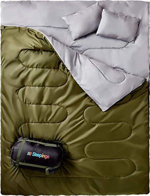 Sleepingo Double sleeping bag for Sale in Jacksonville, FL