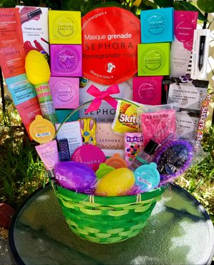 Sephora Beauty Easter Basket LAST ONE! for Sale in Los Angeles, CA